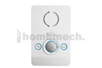 PEC BI Абонентское устройство BPT hands-free аудио PERLA, цвет белый лёд 60540010