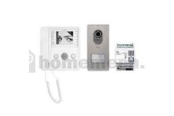 AGATAKITV04 Комплект Ч/Б видеодомофона BPT AGATA c вызывной панелью LITHOS 62620790