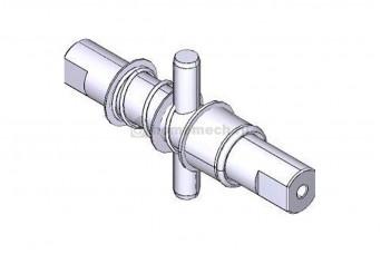 Ось ручного редуктора C010 CAME 119RICX007