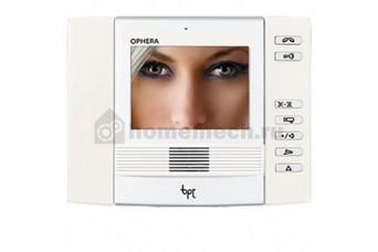 OPHERA/BI Абонентское устройство BPT hands-free(белый цвет), модифицированное для вызывных панелей HEVC/MI и сторонних систем домофонии 62100130