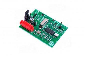 Радиоприемник встраиваемый. Частота 433,92 МГц. 001AF43S